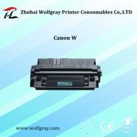 Buy cheap Compatible for Canon Cartridge W toner cartridge from wholesalers