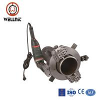 Buy cheap Self Centering Pipe Cutting And Beveling Machine Chuck Type Clamshell Pipe Cutter from wholesalers