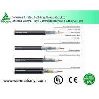 Buy cheap 75OHM RG6  Series Coaxial Cable Better Quality with Cheaper Price product