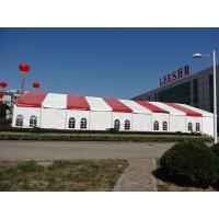 Buy cheap Second Hand Tent Outdoor Double PVC Rooftop Red for Wedding / Celebration from wholesalers