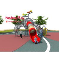 Buy cheap Middle Kids Climbing Play Equipment Like Big Soccer Ball Limit Excited Exploration from wholesalers