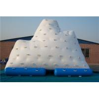 Buy cheap Large Inflatable Water Games Iceberg Inflatable Water Toy For Amusement Park from wholesalers