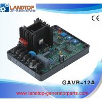 Buy cheap Diesel Generator Parts GAVR-12A Universal Brushless Generator, Alternator AVR from wholesalers