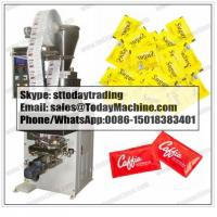 Buy cheap sugar sachet filling machine/sugar packing machine/sachet packaging machine from wholesalers