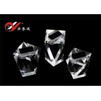 Buy cheap Irregular Shape Acrylic Jewelry Display Stand 3 Pieces Set Acrylic Ring Stand from wholesalers