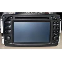 Buy cheap Auto DVD GPS for Mercedes-Benz CLK-W209 With TMC (2002-2005) from wholesalers