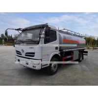Buy cheap 6000L Mobile Fuel Refueling Tanker Delivery Truck 6tons Oil Dispenser Truck from wholesalers