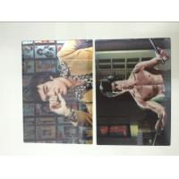Buy cheap Multicolor Printed 3D Lenticular Postcards , Personalised 3d animated pictures from wholesalers