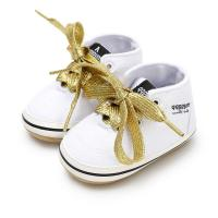 Buy cheap New designed Canvas sport Rubber sole 0-2 years baby prewalker shoes for baby from wholesalers