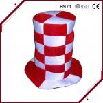 Buy cheap Hat Halloween Adult Costumes Fashional Beautiful Mardi Gras Hats Carnival Headgears from wholesalers