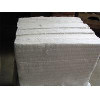 Buy cheap High Heat Insulation Refractory Ceramic Fiber Board White Color For Air Stove from wholesalers