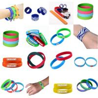 Buy cheap silicone bracelets product