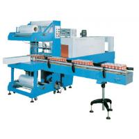 Buy cheap Industrial Fully Automatic wrap shrinking packaging machine High speed 10 carton/M from wholesalers