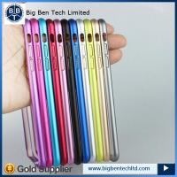 Buy cheap Ultra thin Metal Bumper Case Aluminum Frame For iphone 6 plus 5.5, 10 colors from wholesalers