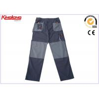 Buy cheap Mens Cargo Combat Work Canvas Trousers Security Mens Workwear Pants from wholesalers