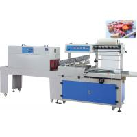 Buy cheap Three Phase 8.5 KW Plastic Shrink Wrap Machine For Food Chemical Commodity from wholesalers