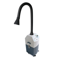 Buy cheap 3 Layer Co2 Laser Medical Smoke Evacuator Machine from wholesalers