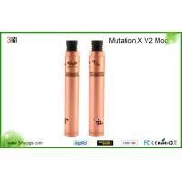 Buy cheap Mutation X V2 Mechanical Mods , Magnetic Switch 18650 Battery Mech Mod from wholesalers