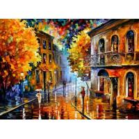 Buy cheap knife oil painting on canvas from wholesalers