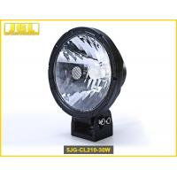 Buy cheap Waterproof 30W Led Driving Lights Motorcycle Daytime Running Lighting from wholesalers