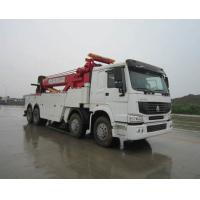 Buy cheap Heavy Duty Special Purpose Truck , Tow Truck Wrecker ISO9001 Standard from wholesalers