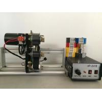 Automatic Coder machine HP241 with hot stamping foil to print the date number and expiry date in on food packing