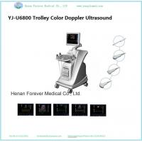 Buy cheap Semi Vertical Trolley Color Doppler Ultrasound from wholesalers