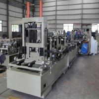 Buy cheap Steel Channel C Z Purlin Roll Forming Machine , Cold Forming Machine from wholesalers