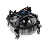 Buy cheap Low Profile CPU Cooler Fans LGA 775 with Copper Base , Aluminum Extrusion fin from wholesalers