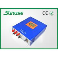 Buy cheap 60a 24V / 48V 1 channel intelligent mppt solar charge controller with LCD display from wholesalers