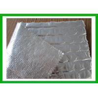 Buy cheap High Reflective Silver Foil Insulation Foil Faced Bubble Wrap Insulation from wholesalers