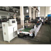 Buy cheap Large 3 Side Seal Bag Making Machine , Stand Up Pouch Sealing Machine from wholesalers