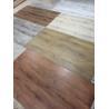 Buy cheap High strength high flexibility wood grain uv coating embossed PVC vinyl flooring from wholesalers