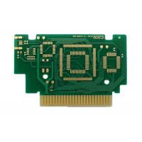 Buy cheap Lower cost 94vo fr4 double side PCB manufacturer,printed circuit board in 2 layer from wholesalers