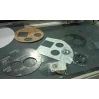 Buy cheap gasket making cnc small production cutter table cnc equipment from wholesalers