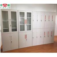 Buy cheap TJG High Quality Combination Lock Office Stainless Steel Filing Cabinet With Roller Doors from wholesalers