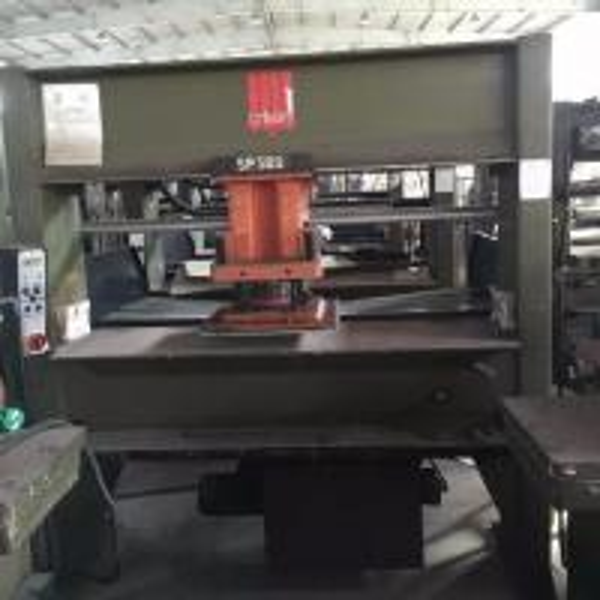 Quality Troqueladora de plu20T  Пресс вырубочный кареточный Compart (Компарт) видео Пресс вырубочный гидравлический Атом for sale