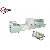Buy cheap Industrial Tunnel Cat Litter Microwave Drying And Sterilization Machine product