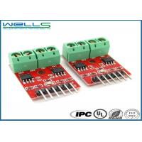 Buy cheap IPC-A-610D Electronic Board Assembly FR4 Base Material 1OZ Copper from wholesalers