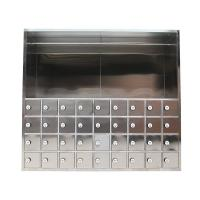 Buy cheap Clean room static garment cabinet for clean room boots locker from wholesalers