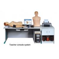 Buy cheap Medical Schools Auscultation Manikin Physical Diagnosis Skills with Consoles System from wholesalers