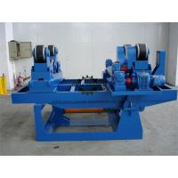 Buy cheap Hydraulic Rubber Lined Steel Pipe Rollers For Welding 20 Loading Capaicty  Iso Approved from wholesalers