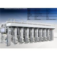 Buy cheap Electric Drying Tube Automatic Printing Machine 3 Motors Gravure Printing Equipment from wholesalers