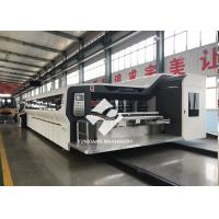 Buy cheap YKHD-1224 High Defination Flexo Printer Slotter Rotary Die Cutter Machine from wholesalers