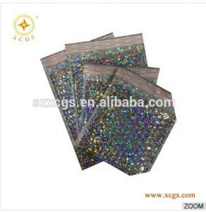 China Silver Aluminum Foil Bubble Mailer, Silver Foil Bubble Mailer, Silver Metallic Foil Bubble Mailer on sale