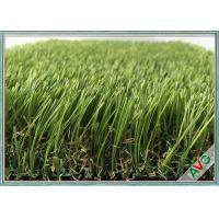 Green Color Garden Outdoor Artificial Grass UV Resistant Grass Carpet Turf