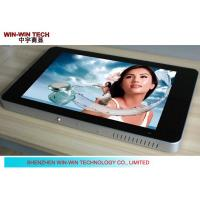 Android 4.2 Super Thin LCD Digital Signage , 15.6 Inch LCD Ad Display