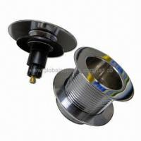 Buy cheap Push-down Tub Pop-up Drain Waste, Overflow Drain Accessories Assembly from wholesalers