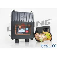 Buy cheap CE Approved Black Water Pump Starter Panel For Single Phase Motor Protection from wholesalers