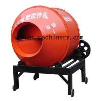 China Gasoline/diesel engine small sell loading portable electric cement mixer on sale